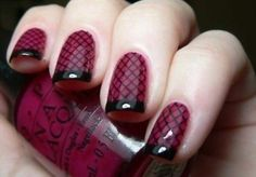 Nails crossstich
