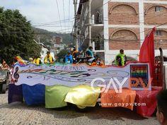 GayPV | Vallarta Pride - First pride parade ever - May 26, 2013 - Part I