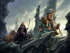 Siege of Darkness (Todd Lockwood)