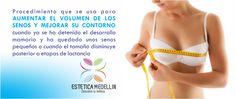 Aumento de #Senos Pide TU CITA DE VALORACION #EsteticaMedellin  Teléfono: 2688128 WhatsApp 3218736882