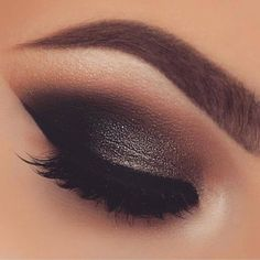 """Meninas No Estilo on Instagram: """"Makeup ✨ #regram @TutoriaisDeMakes"""" ❤ liked on Polyvore featuring beauty products and makeup"""