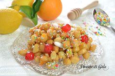 Struffoli Dolce, Soul Food, Italian Recipes, Dessert, Breakfast, Morning Coffee, Deserts, Postres, Desserts
