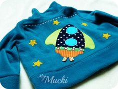 """My Mucki: """"Rocket Star"""" - Klein Fehmarn"""