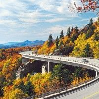 places I want to go: The Blue Ridge Parkway - Virginia and North Carolina