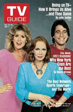 tv guide covers 1980s | 1980s / 1985 / November 23, 1985