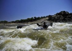 White Water Kayaking School   Orange River - Dirty Boots White Water Kayak, River Camp, Kayaking, South Africa, Safari, African, Adventure, Orange, Southern