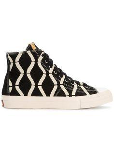 VISVIM Skagway Bamboo Hi Top Sneakers. #visvim #shoes #sneakers