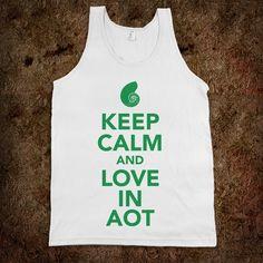 Kappa Delta Tank - Love in AOT -