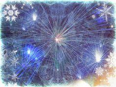 Neujahrshintergrund neutral