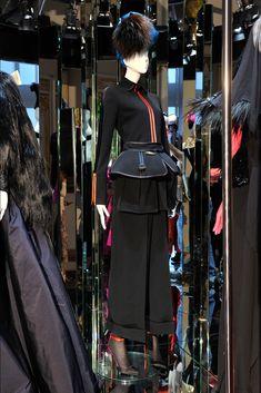 Lacroix for  Schiaparelli Fall 2013 Couture collection.