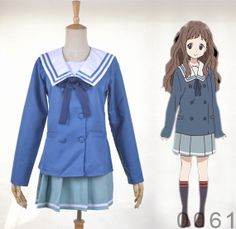 lovely school uniform cosplay costume