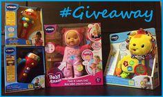 VTech's Baby Amaze Peek & Learn Doll Giveaway!