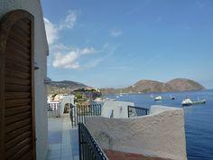 """Camera di """"Hotel Carasco"""", Isola Lipari Sicilia"""