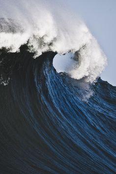 Mavericks. most beautiful wave.