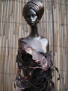 Most of the sculptures shown are completed using a textile hardener, Powertex. Refer to the Powertex page for product information. Faeries, Textiles, Sculpture, Wall Art, Lady, Inspiration, Attitude, Sculptures, Biblical Inspiration