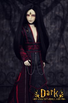 Dark (5star-doll - 5sd super - 62cm)