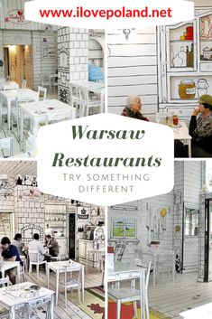 From the quirky to the modern to the classic, Warsaw has plenty of restaurants to delight your senses. Warsaw Poland, Weekend Breaks, Best Places To Eat, The Good Place, Restaurants, Floor Plans, Drinks, Classic, Drinking