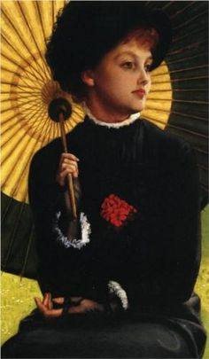 Summer by James Tissot