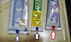 В основном люди читают этикетку при покупке зубной пасты, но не многие из них читают то, что написано на нижней части упаковки. А там,на самом деле,написано