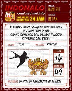 Syair Kuat 5D Togel Wap Online Indonalo Medan 30 April 2017