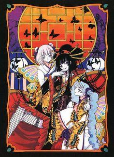 xxxHolic ~~ Yuuko and her helpers
