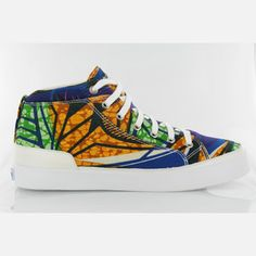 K1X - pattern inspired by Freetown, Sierra Leone (West Africa)