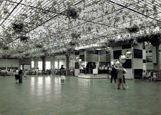 The Stuart Ballroom at Butlin's Ayr Holiday Camp in 1959...