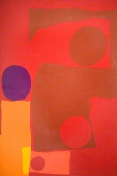 Porthmeor Rumbold 1970 by Patrick Heron This belongs to Birmingham's permanent collection. Date painted: 1970 Abstract Painters, Abstract Art, Patrick Heron, Modern Art, Contemporary Art, Birmingham Museum, Art Uk, Your Paintings, Painting Inspiration