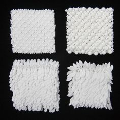 Printed Fabrics - in Nylon SLS (Now for Sale!) # printed fabric Printed Fabrics – in Nylon SLS (Now for Sale! 3d Printed Fabric, 3d Printed Mask, 3d Printed House, 3d Printed Objects, 3d Printing Business, 3d Printing Diy, 3d Printing Service, Cool 3d Prints, Useful 3d Prints