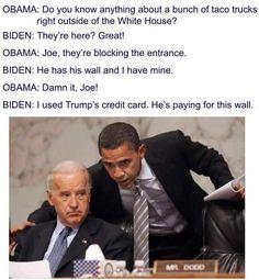 Joe builds a wall - Imgur