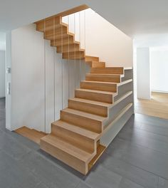 exklusive faltwerktreppe von schreinerei gorgeneck stair handrail pinterest stair. Black Bedroom Furniture Sets. Home Design Ideas