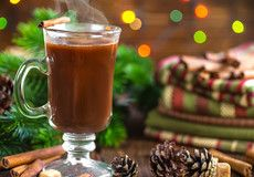 Christmas cocoa drink Stock Photo by sea_wave Cocoa Drink, Beverages, Drinks, Caramel Apples, Christmas Time, Stock Photos, Chocolate, Desserts, Coffee Cozy