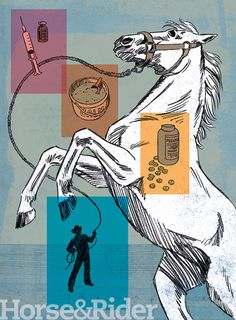 Meds or Management?   Horse&Rider   Western Training - How-To - Advice