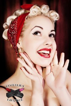 rockabilly hairstyles for short hair - Google Search | hair and ...