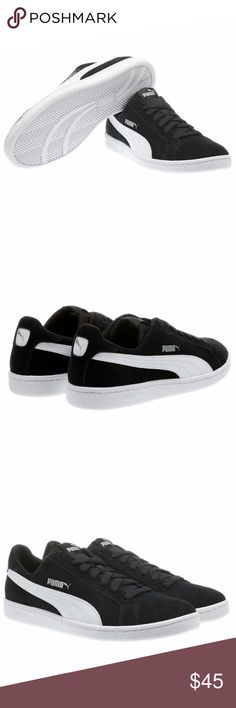 107aa4efad Puma Men s Suede Low-Top Softfoam Classic Sneakers Softfoam Plus insert  Full suede Lace closure