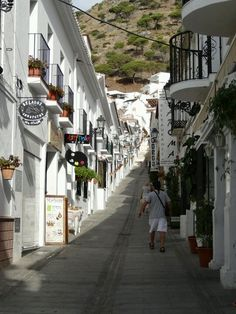 Mijas in Málaga, Andalucía