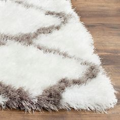 Rug BSG319A - Barcelona Shag Area Rugs by Safavieh - I have this one and love it