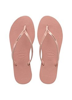 big sale 3a7c2 654f4 Havaianas You Metallic, Women s Flip Flops  Amazon.co.uk  Shoes   Bags
