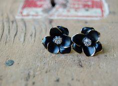 jean jean vintage earrings