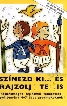 Színezd ki, és rajzolj te is - Borka Borka - Picasa Webalbumok Happy Name Day, Prep School, Infancy, Teaching Strategies, Early Childhood, Kids And Parenting, Coloring Pages, Kindergarten, Album