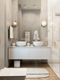 Este apartamento parisiense combina a elegância francesa tradicional com o estilo contemporâneo. Para o escritório de arquitetura responsável por este projeto, a localização geográfica dos seus cli…
