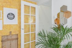 Van Gogh wallcoverings BN Wallcoverings - photography by Souraya Hassan, Binti Home