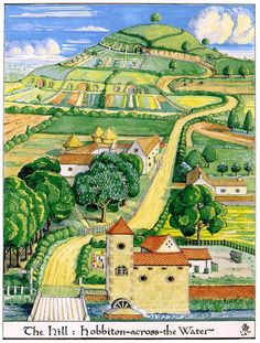 The Hill JRR Tolkien