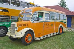 Bedford OB with Duple body, built 1950