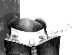Rebeca Luciani ilustra Canciones y palabras de otro cantar, de Juan Carlos Martín Ramos. La editorial Edelvives publica este bello libro en la Serie Azul de la Colección Ala Delta, para niños de a partir de 8 años.