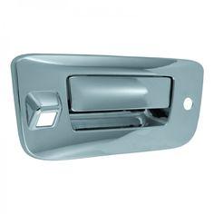 CCITGH65526 Tailgate Handle Cover w/ Camera & Keyhole  2010-2013 Chevrolet Silverado 1500/ 2010-2014 Silverado 2500-3500