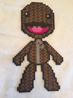 little big planet ( perler beads )  :)