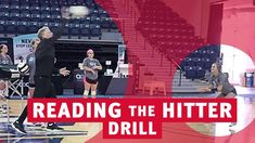 📗📚📕 It's National Reading Day! 📖📘📙 Make sure your players are reading the opponent's hitters correctly in this reading drill form John Dunning.