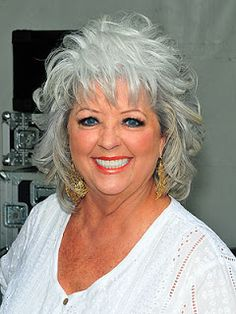 trendy haircut for hairstyle for 60 from paula deen 6016