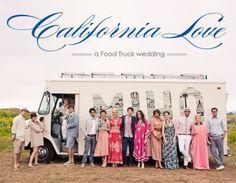 bayleaf + beijinhos: food truck wedding